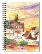 Serpa  Portugal 27 Spiral Notebook