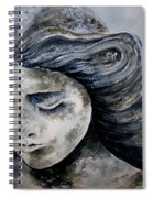Set In Stone Spiral Notebook