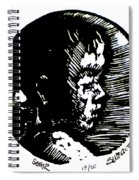 Seth 2 Spiral Notebook