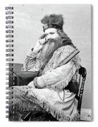 Seth Kinman (1815-1888) Spiral Notebook