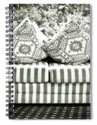 Settee Spiral Notebook