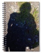 Leave It Behind Spiral Notebook