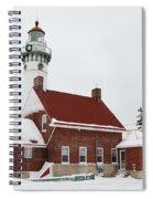 Seul Choix Point Lighthouse Spiral Notebook