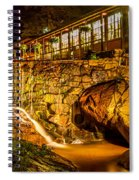 Seven Falls Visitors Center Spiral Notebook