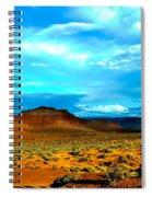 Seven Gods II Spiral Notebook