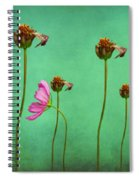 Seven Stems Spiral Notebook