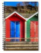 Seven To Ten Spiral Notebook