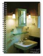 Seventh Sister's Master Bath Spiral Notebook