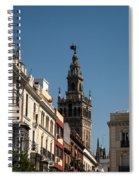 Seville - Giralda Spiral Notebook