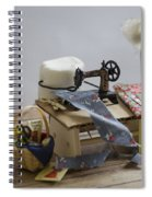 Sew Sweet Spiral Notebook