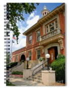 Sewickley Municipal Hall Spiral Notebook