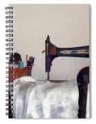 Sewing Room Spiral Notebook
