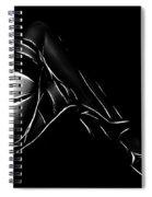 Sexy  Spiral Notebook