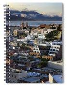 Sf View Spiral Notebook