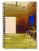 Sg 4 Spiral Notebook