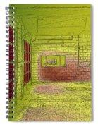 Sg 5 Spiral Notebook