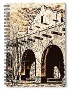 Sgf Frisco Depot Spiral Notebook