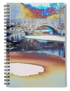 Sgt Peppers Lonely Hearts Club Bridge Spiral Notebook