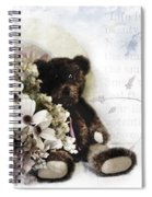 Shabby One Spiral Notebook