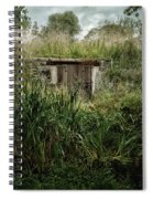 Shack In The Park Spiral Notebook
