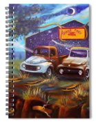 Shade Tree Hot Rods Spiral Notebook