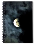 Shaded Spiral Notebook