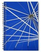Shading Summer Spiral Notebook