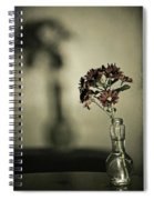 Shadow Art Spiral Notebook