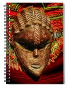 Shadow Huntress Spiral Notebook