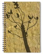 Shadow Of The Triffids Spiral Notebook