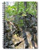 Shadow Rock Spiral Notebook