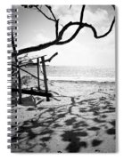 Shadow Tree Spiral Notebook
