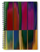 Shadows In The Material World Spiral Notebook