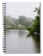 Shadows On The Lake Spiral Notebook
