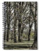 Shady Grove Spiral Notebook