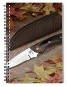 Shady Oak Knife-faa Spiral Notebook