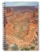 Shafer Trail Spiral Notebook