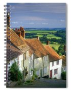 Shaftesbury Spiral Notebook