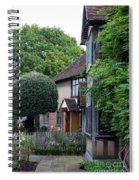Shakespeare's Back Garden Spiral Notebook