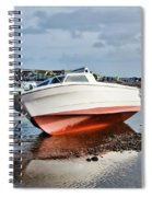 Shaldon-teignmouth Harbour Spiral Notebook