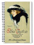 Sham Spiral Notebook