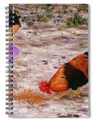 Shamika Spiral Notebook
