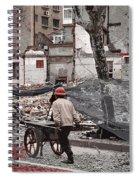 Shanghai Street Creation Spiral Notebook