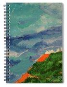 Shangri-la Spiral Notebook