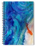 Shannon - Fish Spiral Notebook