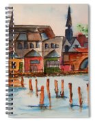 Shannon River Spiral Notebook