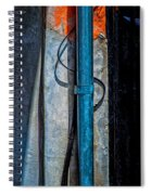 Shapes And Colors Spiral Notebook