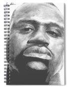 Shaq Spiral Notebook