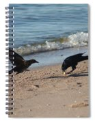 You Need To Share Spiral Notebook