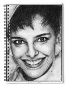 Shari Belafonte In 1985 Spiral Notebook